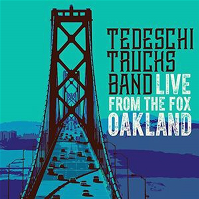 Tedeschi Trucks Band - Live From The Fox Oakland (2CD)
