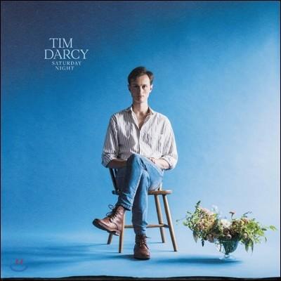Tim Darcy (팀 다알시) - Saturday Night [블루 컬러 LP]