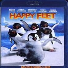 [Blu-ray] Happy Feet - 해피 피트 (수입)