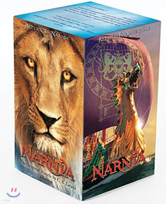 The Chronicles of Narnia Movie Tie-In 7-Book Box Set