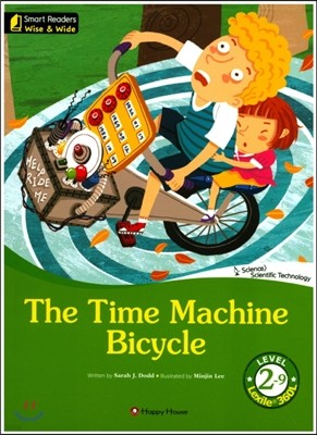 The Time Machine Bicycle 2-9