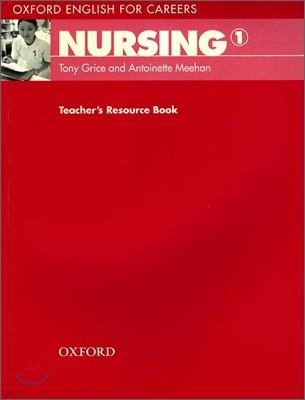 Oxford English for Careers : Nursing 1 : Teacher's Resource Book