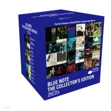 V.A. - Blue Note The Collector's Edition (LP Sleeve/25CD Box Set/미개봉)