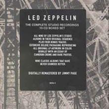 Led Zeppelin - The Complete Studio Recordings (10CD Box Set/수입)