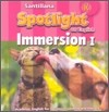 Santillana Spotlight on English K-1 : Immersion CD