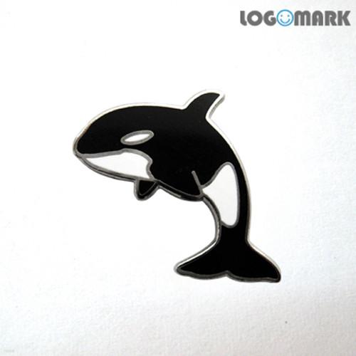 범고래 뱃지