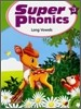 Super Phonics 3 Long Vowels : Student Book (Book & CD)