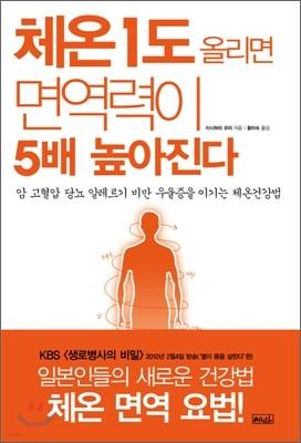 체온 1도 올리면 면역력이 5배 높아진다