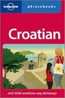 Lonely Planet Croatian Phrasebook