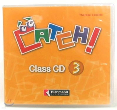 Catch! 3 : Audio CD
