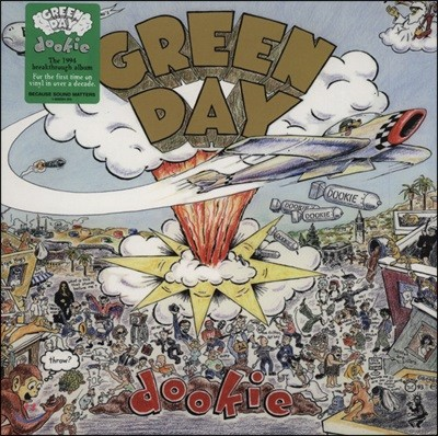 Greenday - Dookie [LP]