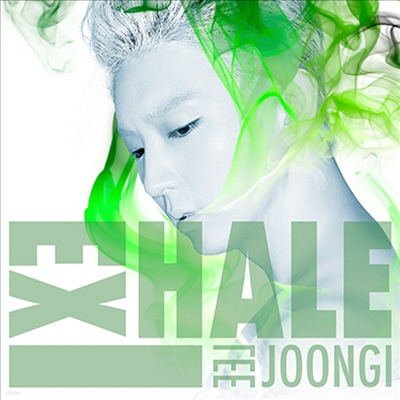 이준기 - Exhale (CD+DVD) (Type A)