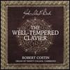 Robert Costin 바흐: 평균율 클라비어곡집 1-2권 [오르간 연주반] (J.S. Bach: The Well-Tempered Clavier Book I-II) 로버트 코스틴