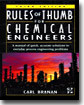 Rules of Thumb for Chemical Engineers, Third Edition (Rules of Thumb for Chemical Engineers)