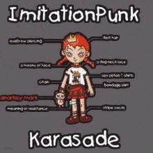가라사대 - Imitation Punk