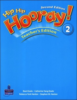 Hip Hip Hooray 2 : Teacher's Guide
