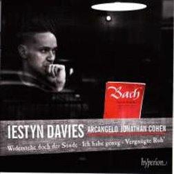바흐: 칸타타 54번, 82번 & 170번 (Bach: Cantatas Nos 54, 82 & 170) - Iestyn Davies