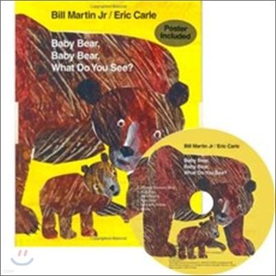 [노부영]Baby Bear, Baby Bear, What Do You See? (Paperback & CD)
