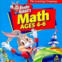 Reader Rabbit - Math 4-6