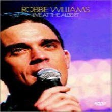 [DVD] Robbie Williams - Live at the Albert