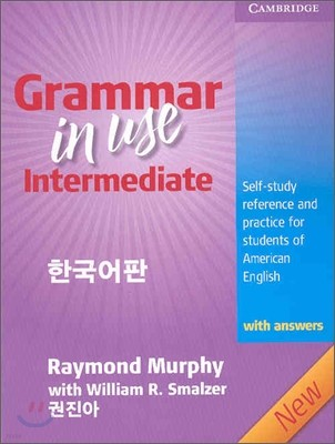 Grammar In Use Intermediate with Answers, 3/E : 한국어판