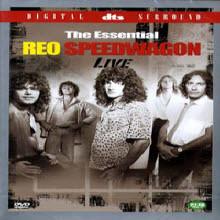 [DVD] REO Speedwagon : The Essential REO Speedwagon Live (미개봉)