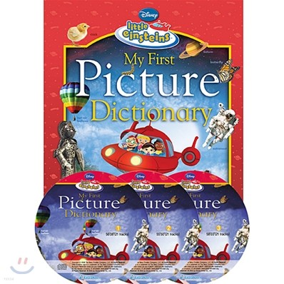 Disney's Little Einsteins : My First Picture Dictionary (Book & CD)