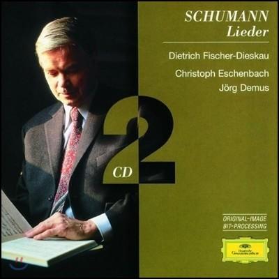 Dietrich Fischer-Dieskau 슈만: 가곡집 [시인의 사랑 등] 디트리히 피셔-디스카우 (Schumann: Dichterliebe & Other Songs)