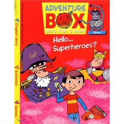 [정기구독] Adventure Box (월간)