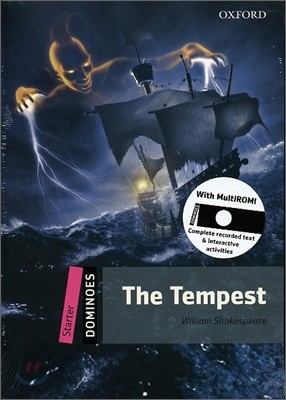 Dominoes Starter 1-16 : The Tempest (MP3 Pack)
