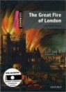 Dominoes Starter : The Great Fire of London (Book & CD)