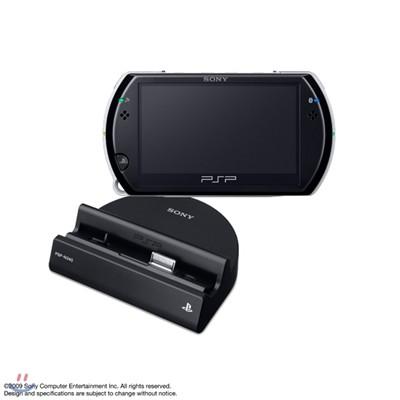 [PSP go] PSP go 본체(색상선택)+전용 크레이들 패키지