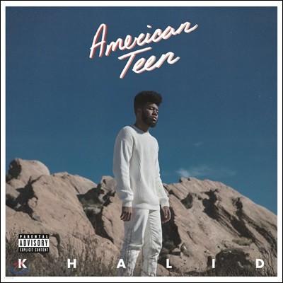 Khalid (칼리드) - American Teen (Explicit)