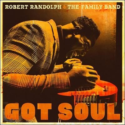 Robert Randolph & The Family Band (로버트 랜돌프 앤 더 패밀리 밴드) - Got Soul [LP]