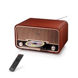 브리츠 레트로 블루투스 멀티플레이어 BZ-T7800 (USB입력 / CD기능 / 라디오)