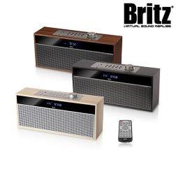 브리츠 블루투스 멀티 올인원 오디오 BZ-T7700 (시계설정 / 라디오 / CD재생)