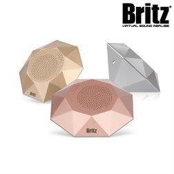 브리츠 휴대용 블루투스 스피커 BZ-G10 DIA (다이아몬드스타일 /AUX단자 / 3W고츌력)