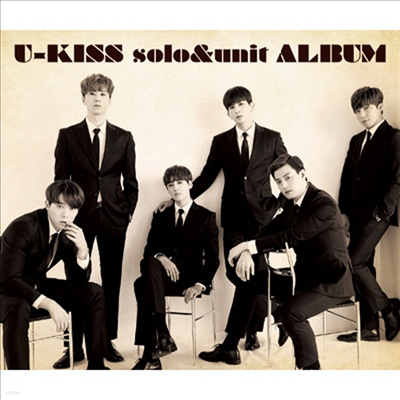 유키스 (U-Kiss) - U-Kiss Solo & Unit Album (CD+DVD)