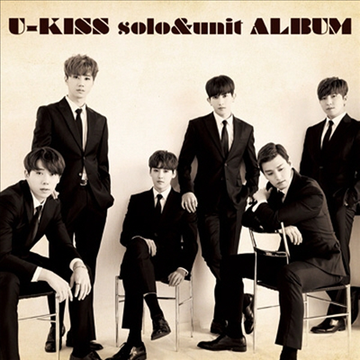 유키스 (U-Kiss) - U-Kiss Solo & Unit Album (CD+Blu-ray)
