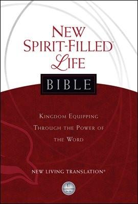 NLT, New Spirit-Filled Life Bible, eBook