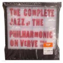 Jazz At The Philharmonic - The Complete Jazz At The Philharmonic On Verve 1944-1949 (10CD Box/나무상자 케이스/수입)