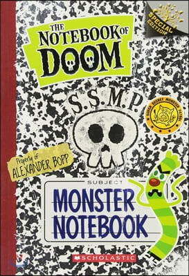 Monster Notebook: Branches Special Edition (Notebook of Doom)