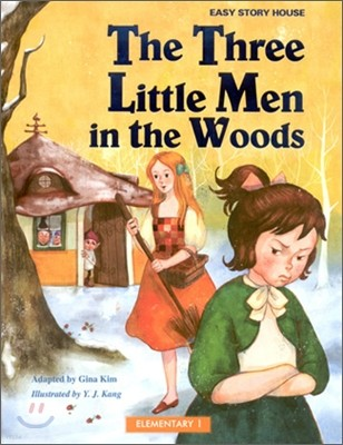 The Three Little Men in the Woods