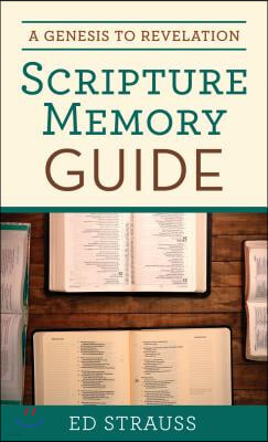 Genesis to Revelation Scripture Memory Guide
