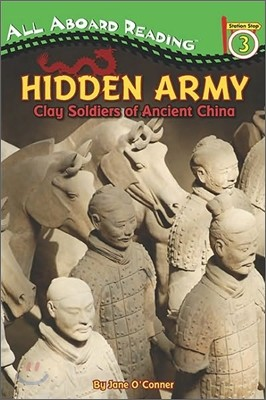 All Aboard Reading 3 : Hidden Army