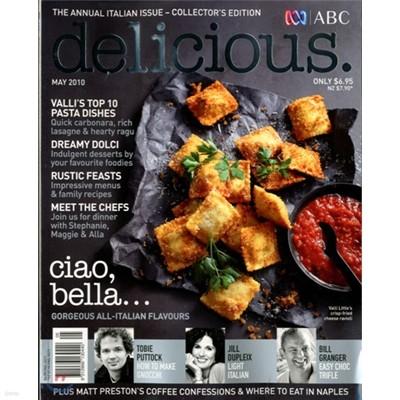[과월호]Delicious (월간) : 2010년 05월