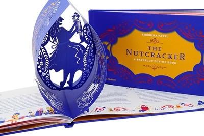 The Nutcracker : A Papercut Pop-Up Book : 차이코프스키 발레 '호두까기 인형' 페이퍼 커팅 아트북 (팝업북)