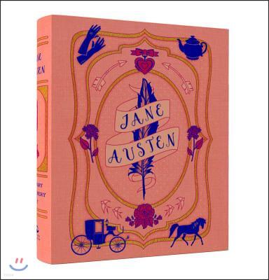 Jane Austen Literary Stationery Set : 제인오스틴 테마 문구 세트