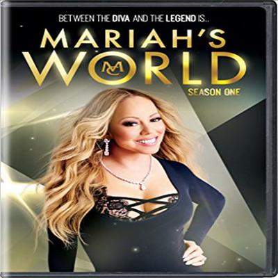 Mariah's World: Season One (머라리어 월드)(지역코드1)(한글무자막)(DVD)