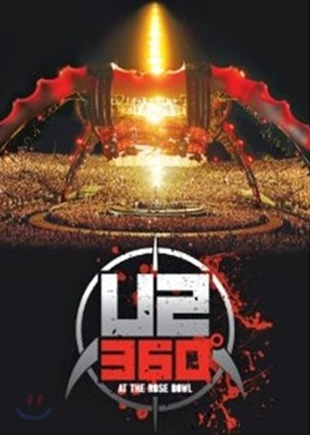U2 - 360°At The Rose Bowl (Super Deluxe Box / Limited)